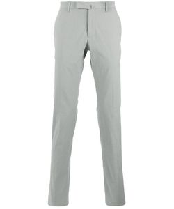 Incotex | Slim-Cut Chino Trousers 54 Cotton/Spandex/Elastane