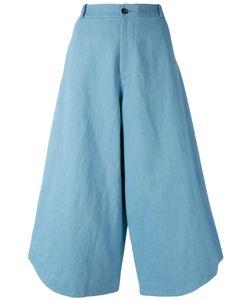 Société Anonyme | Summer Cropped Trousers Size 42