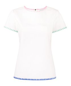 Mira Mikati | Blanket Stitch Top