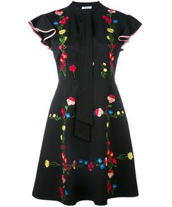 Vivetta   Embroidered Dress 42