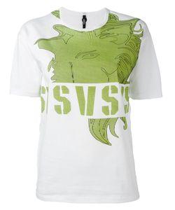 Versus   Logo Print T-Shirt Size Xs