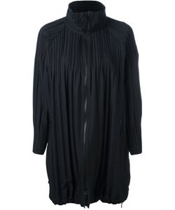 Pleats Please By Issey Miyake | High Neck Pleated Jacket