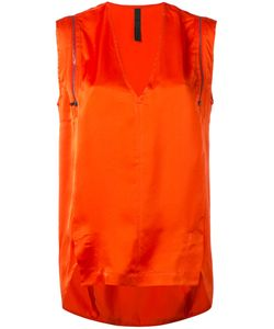 Ilaria Nistri   Zip Detail Shift Blouse Size 42