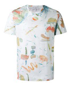 Salvatore Ferragamo   Abstract Print T-Shirt