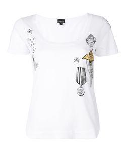 Just Cavalli | Embellished T-Shirt S
