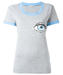 Natasha Zinko | Eye Print T-Shirt Xs Cotton