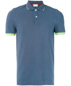 Capricode | Contrast Polo Shirt Men L