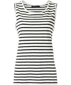 Andrea Marques | Striped Tank Top Size 44