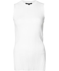 Derek Lam | Ribbed Knit Tank Top Size Large