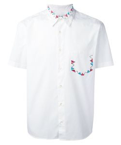 Jimi Roos | Embroidered Detail Shirt