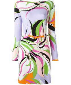 Emilio Pucci | Abstract Pattern Dress Size 40