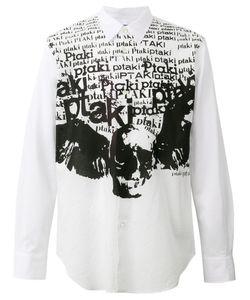 Junya Watanabe Comme Des Garçons   Man Printed Shirt Size Medium