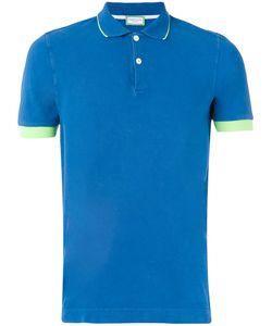 Capricode | Contrast Polo Shirt L