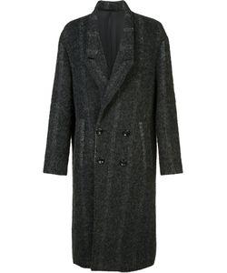 Second/Layer | Double-Breasted Midi Coat Medium