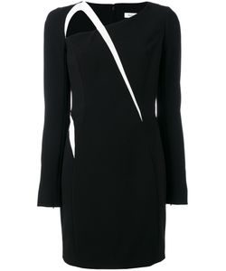 Mugler | Contrasting Detail Dress Size 36