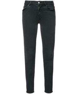 Neuw | Super Skinny Cropped Jeans 27 Cotton/Lyocell/Polyester/Spandex/Elastane