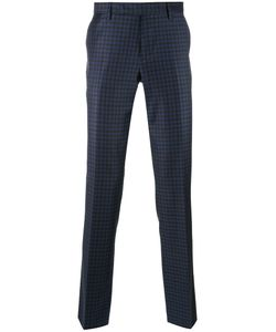 Paul Smith | Checked Tailored Trousers 34