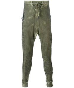 11 By Boris Bidjan Saberi | Cold Dye Optic Sweatpants Size
