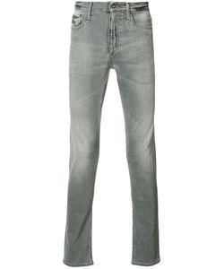 Denham | Straight-Leg Jeans 33/34 Cotton/Polyester/Spandex/Elastane