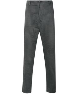 Transit | Striped Tapered Trousers M