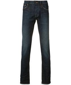 Denham | Straight-Leg Jeans 33/32 Cotton/Spandex/Elastane