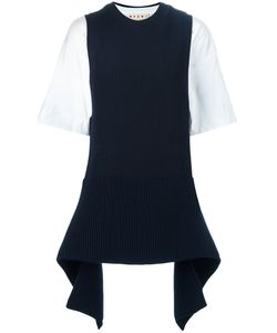 Marni | Knitted Double Layer Top Size 42