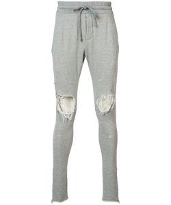 Amiri | Distressed Track Pants Size Medium