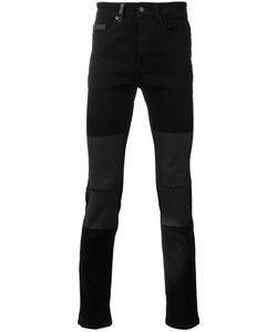 Marcelo Burlon County Of Milan | Patched Knee Jeans Size 32