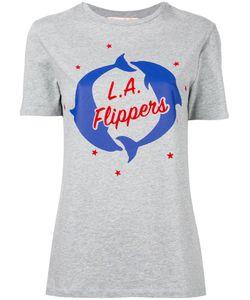 Être Cécile | Dolphins Print T-Shirt