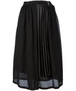 Comme Des Garçons Noir Kei Ninomiya | Pleated Skirt Medium