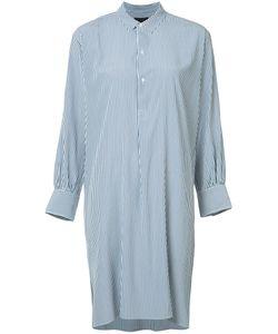 Nili Lotan | Striped Shirt Dress Size Small