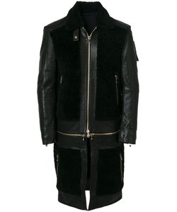 Balmain | Multipurpose Panelled Coat