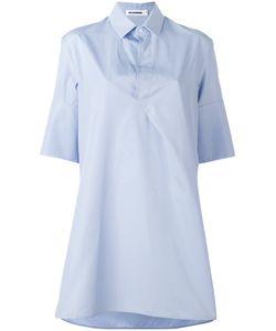 Jil Sander   Oversized Shirt 38