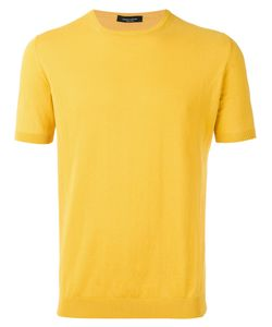 Roberto Collina | Knitted T-Shirt Size 46