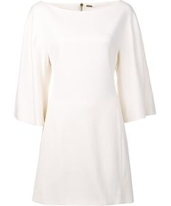 Adam Lippes | Structured Boat Neck Dress