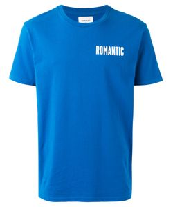 Wood Wood | Romantic Slogan T-Shirt Small