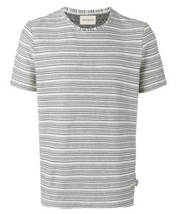 Oliver Spencer | Conduit Striped T-Shirt Size Xl