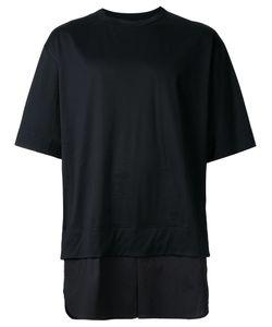 Juun.J | Layered Hem T-Shirt 48