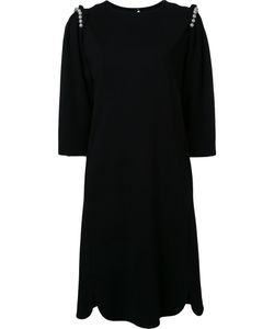 Muveil | Faux Pearl Detail Dress