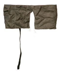 Uma Wang | Distressed Double Bum Bag Calf