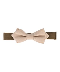 Ganryu Comme Des Garcons | Pointy Detail Bow Tie