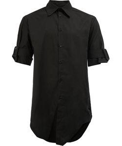 Yang Li | Buckled Sleeves Shirt Size 50