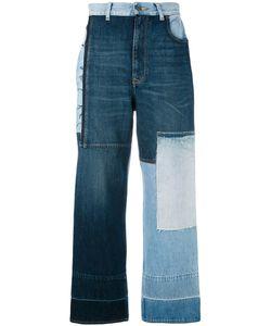 Golden Goose Deluxe Brand | Contrast Panel Jeans