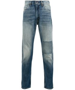 Levi's Vintage Clothing | Patchwork Detail Tapered Jeans 33