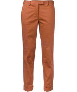 Alberto Biani   Cropped Chino Trousers Size 46
