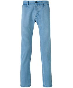 Edwin   Striped Tapered Trousers 31