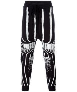 11 By Boris Bidjan Saberi | Stripe Patterns Sweatpants Size Medium