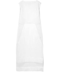Demoo Parkchoonmoo | Big Mesh Long Dress
