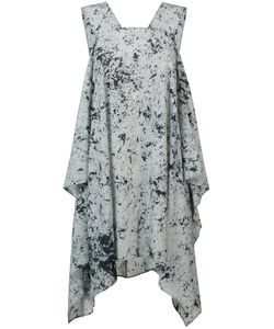 Lost And Found Rooms | Lost Found Rooms Spot Marble Trapeze Dress Size Medium
