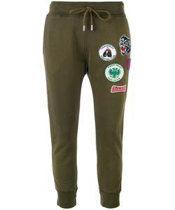 Dsquared2   Patch-Embellished Sweatpants Xxs
